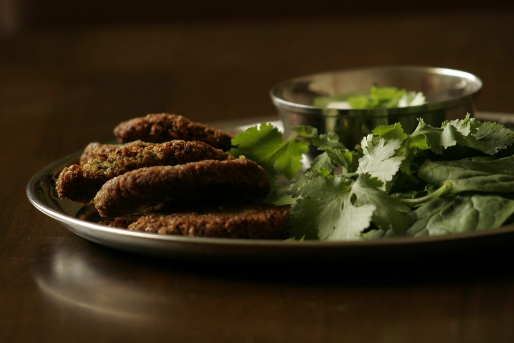 Vegan Gluten Free Falafels Recipe dairy free egg free allergy friendly coeliac nut free